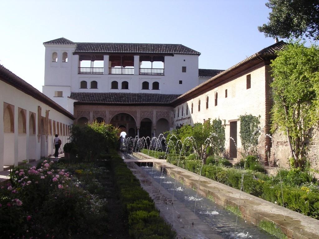 ogrody alhambra