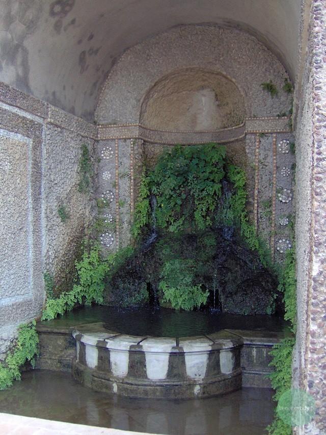 Villa d`Este.