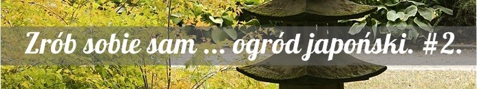 ogród japoński baner