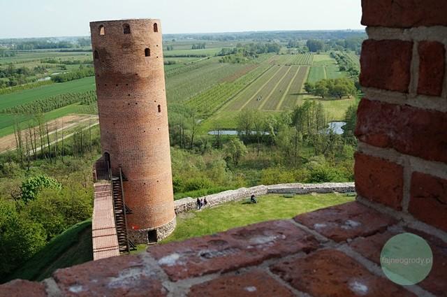 zamek wCzersku