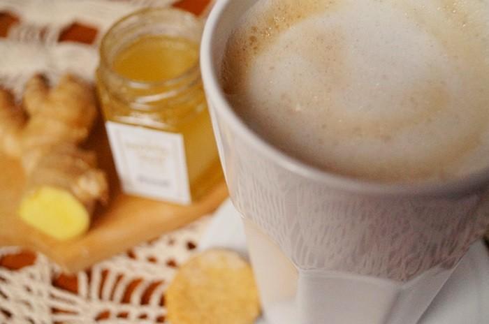 kawa zmiodem