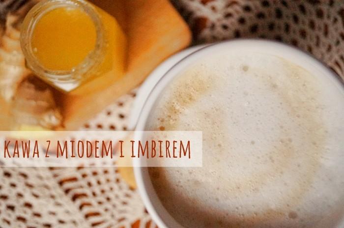 kawa z miodem `