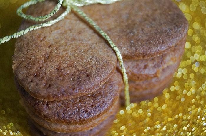 ciasteczka z miodem