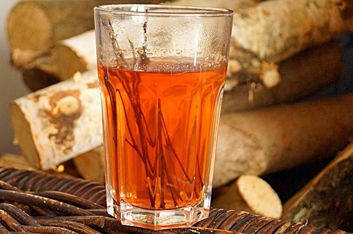 herbata z brzozy