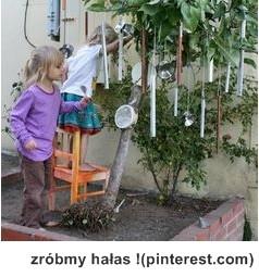 ogród zmysłów dla dzieci
