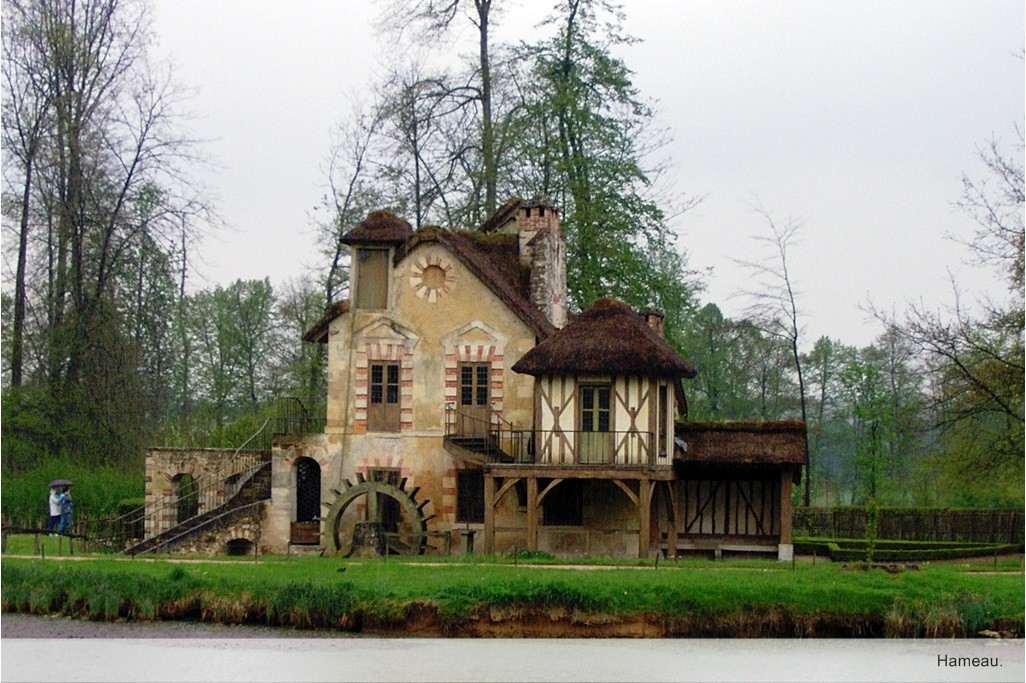 park trianon hameau
