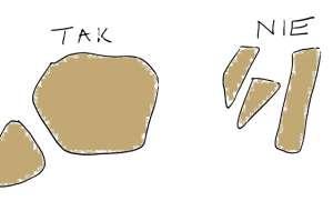 ścieżka z kamienia