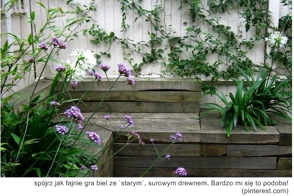 panel ogrodowy