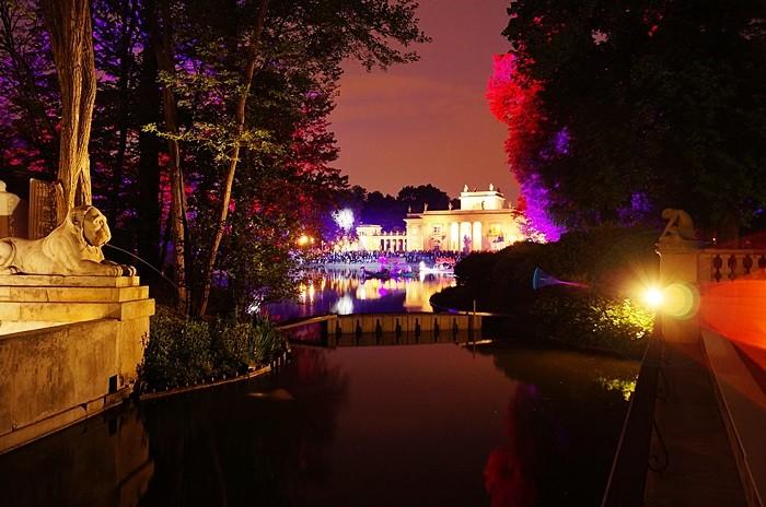 Noc Muzeów W Ogrodzie Botanicznym I łazienkach Królewskich