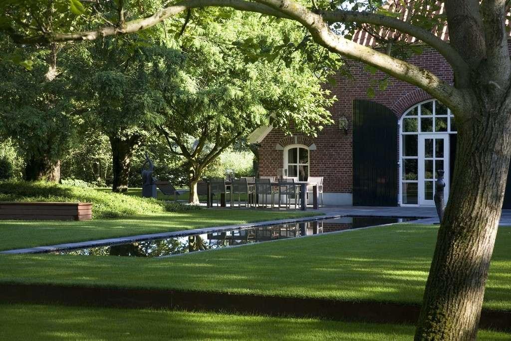 ogrody minimalistyczne