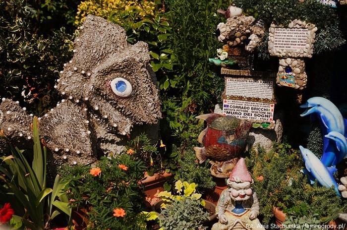 włoski kicz ogród