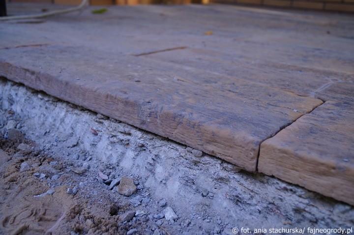 betonowe podkłady kolejowe