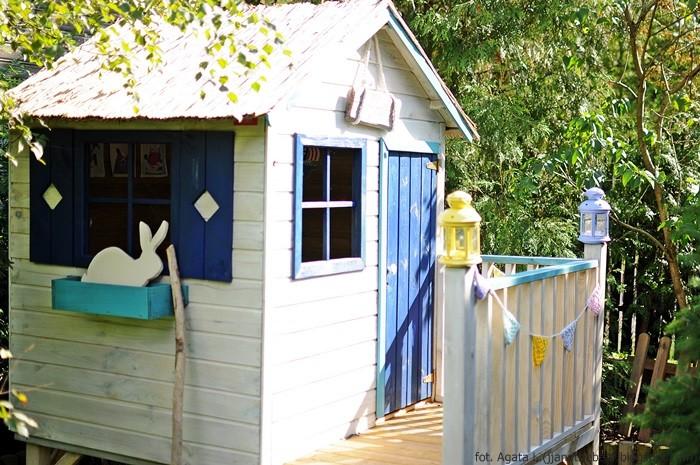 ddomek ogrodowy dla dzieci