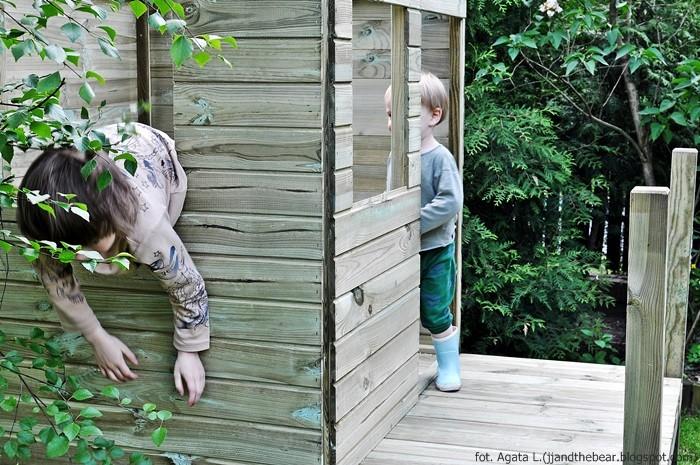 domek ogrodowy dla dzieci