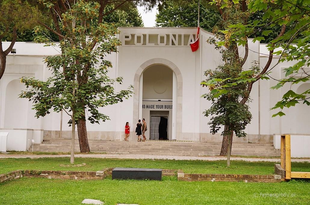 giardini biennale pawilon polski