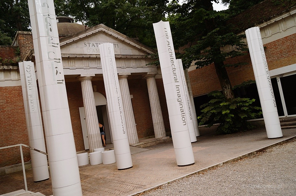 giardini biennale wenecja