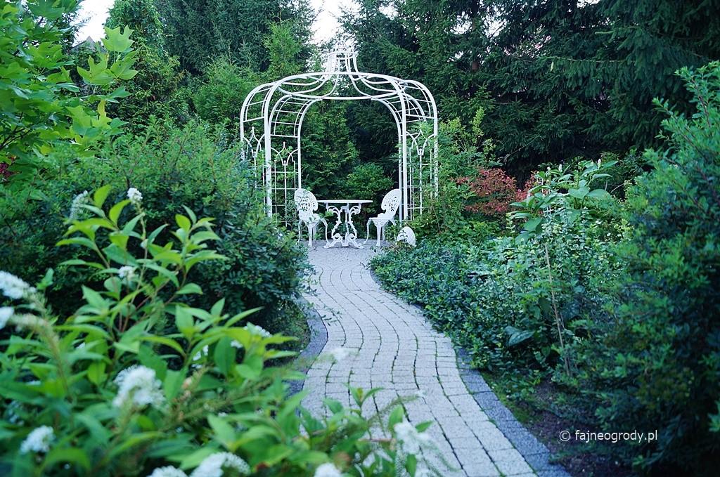 ogród pokazowy