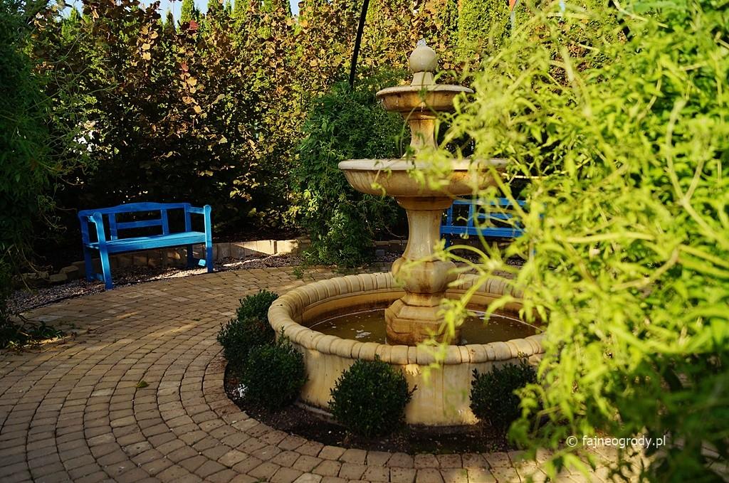 ogród pokazowy polska
