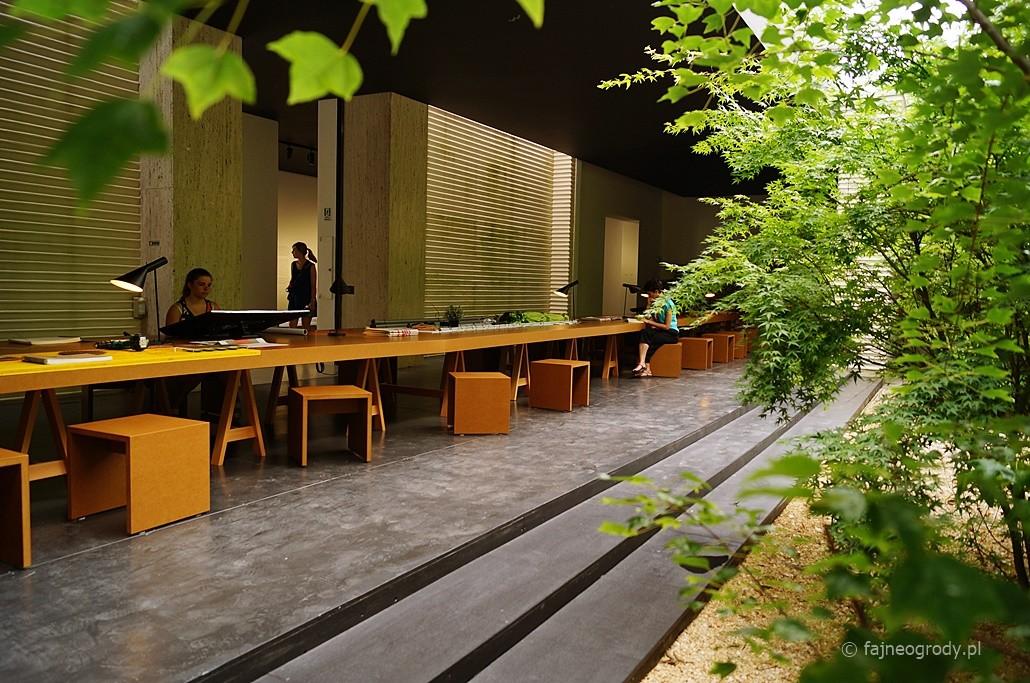 Giardini Biennale pawilon austria