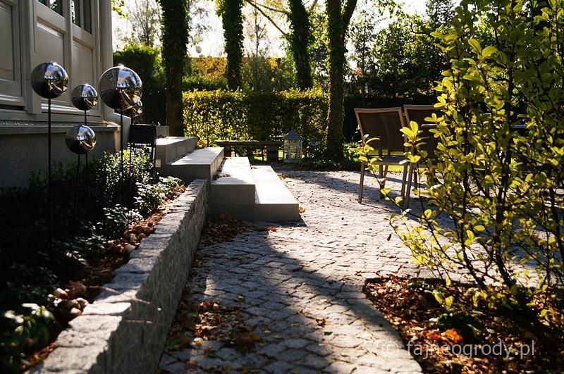 ogród warszawa projekt