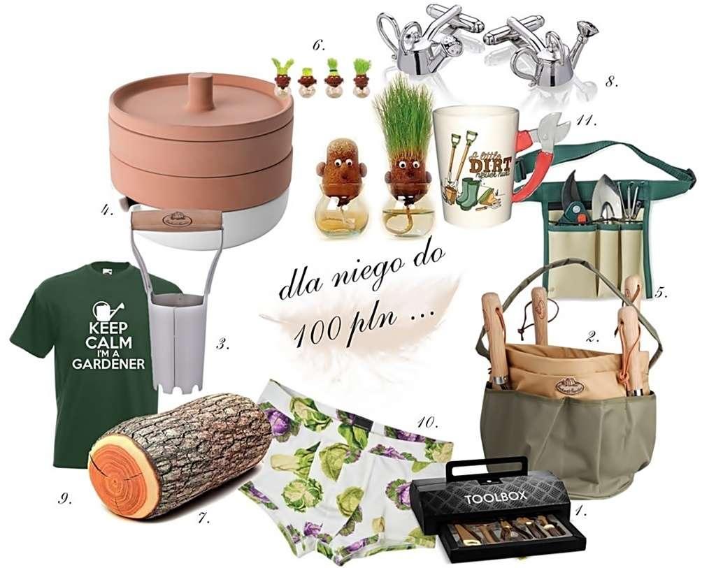 Ogrodnicze prezenty