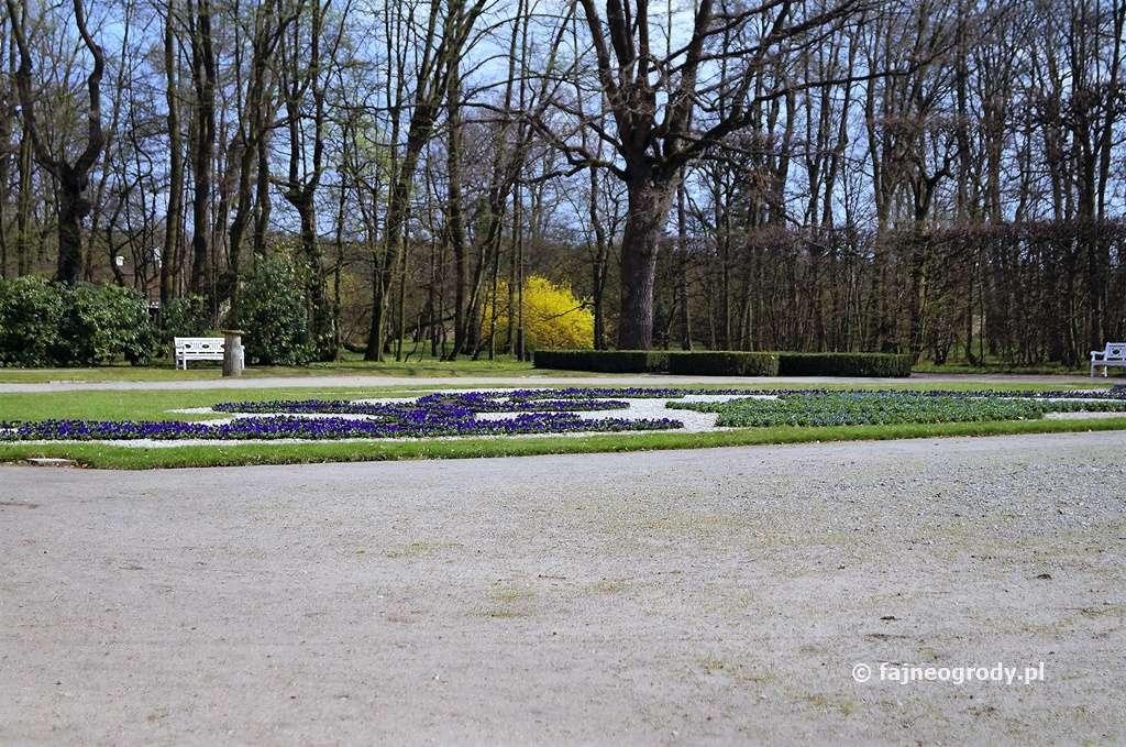 park wnieborowie