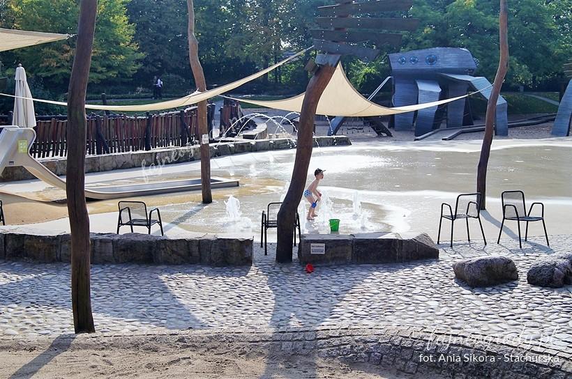 wodne place zabaw