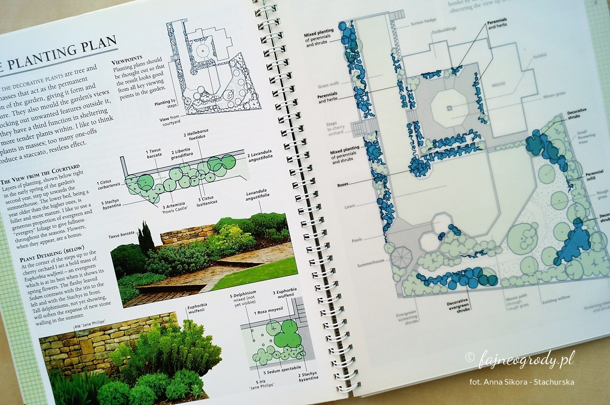 John brookes garden design workbook for Garden design workbook