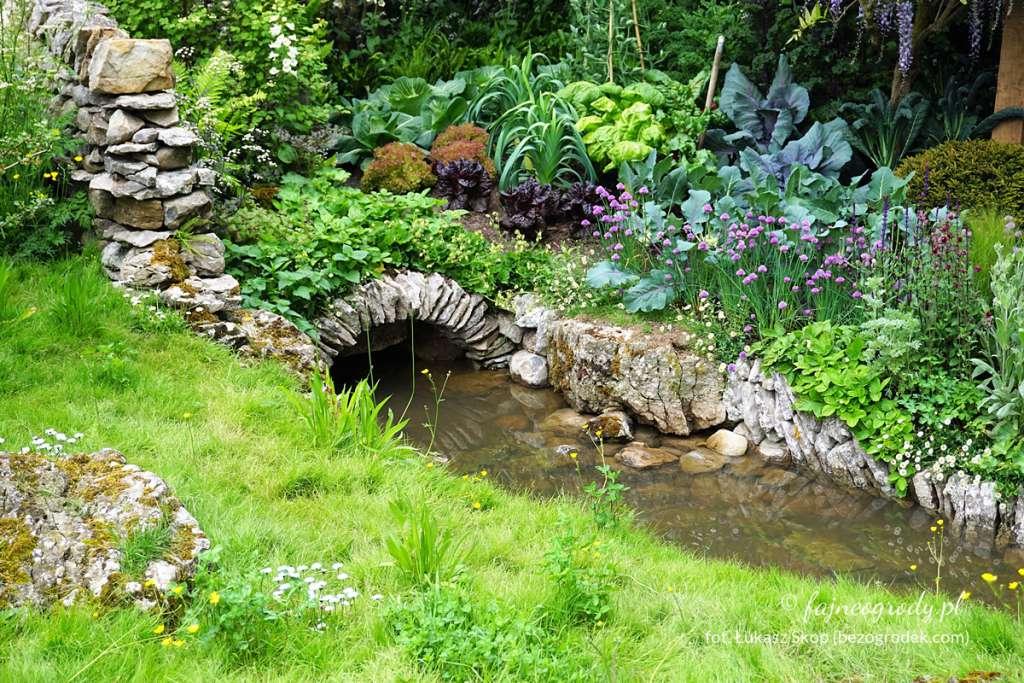 RHS Chelsea Flower Show 2018, ogrody, projektowanie ogrodów, ogrodowe inspiracje, trendy