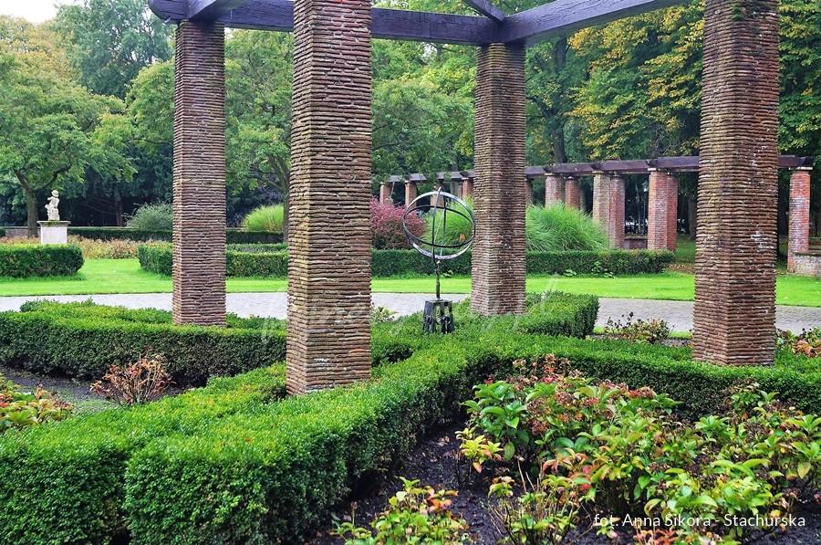 ogród bylinowy voorlinden oudolf